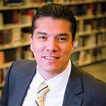 Javier Reyes, Vice Provost for Distance Education