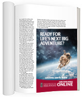 Online Programs - Delta Sky Magazine 1/2 Page Ad