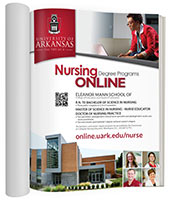 Nursing Programs - Professional Conference Program - Full Page Ad