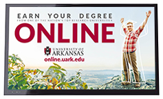 Online Programs - Airport Digital Display XNA, LIT, TUL, DFW