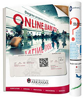 Online Programs - U.S. Airways Magazine Full Page Ad