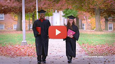 University of Arkansas ONLINE - 30 second commercial