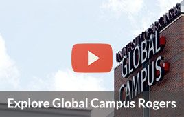 Explore the University of Arkansas Global Campus in Rogers Video